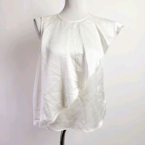 Brooks Brothers size 8 silk top